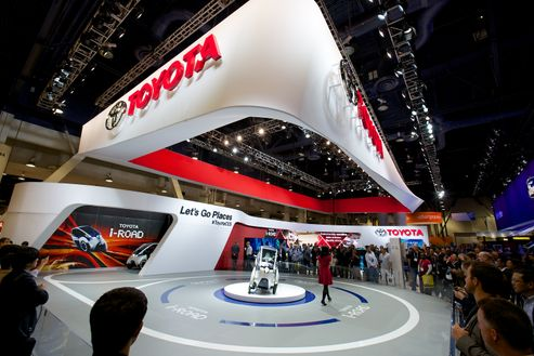 Image 3 for The Future of Mobility: Toyota at CES
