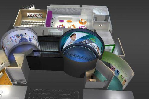 Image 7 for Cisco Shanghai Pavilion
