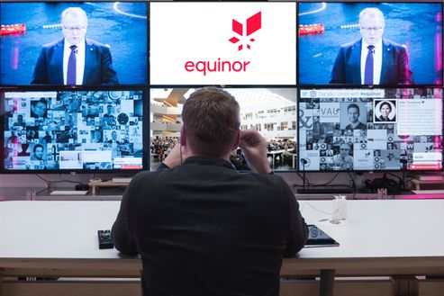 Image 2 for Statoil rebrand to Equinor