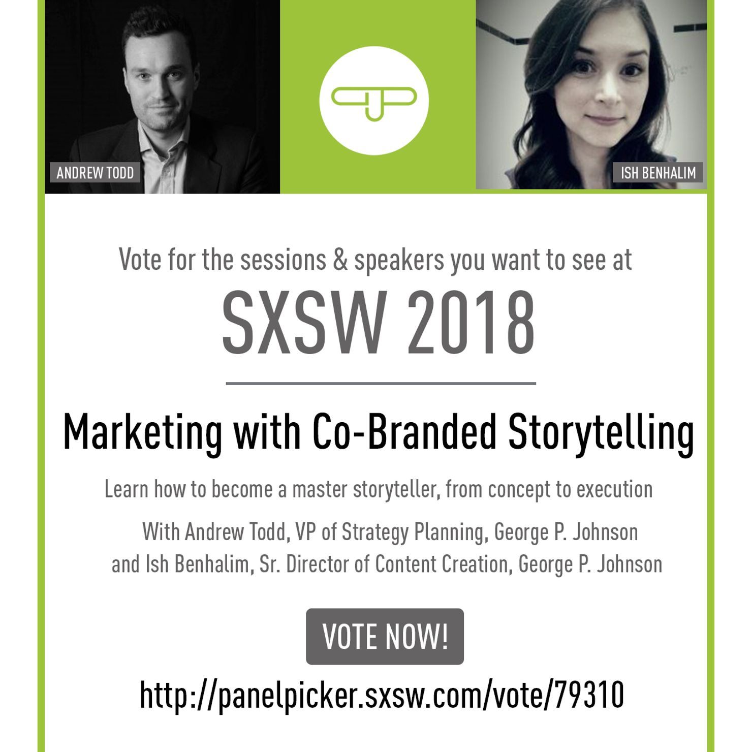 Image 4 for Help GPJ Bring Experiential to SXSW 2018!