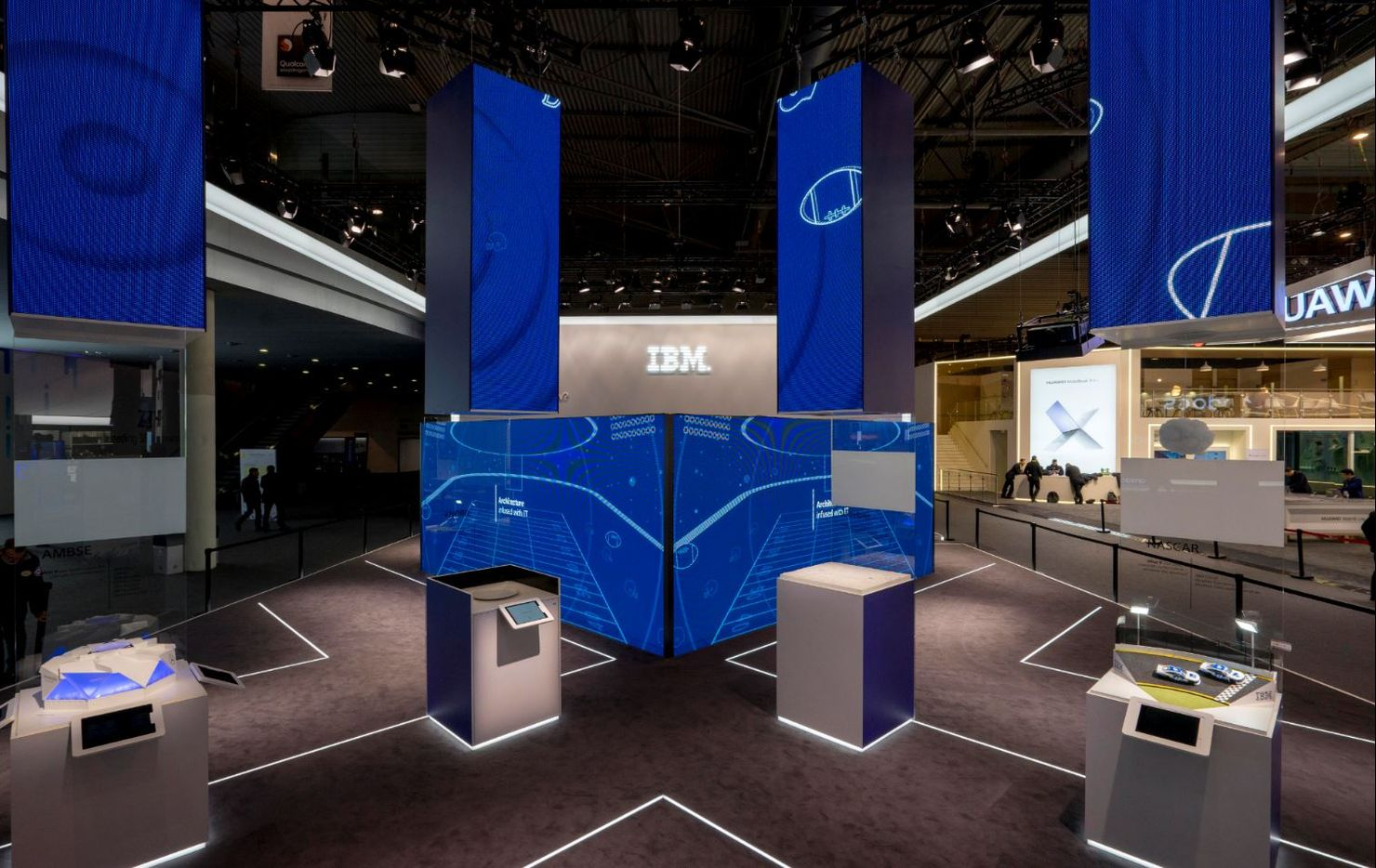 Image 1 for IBM at Mobile World Congress