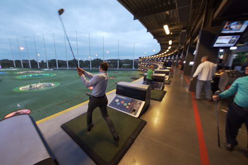 Image 7 for Season of Audi Topgolf Experience