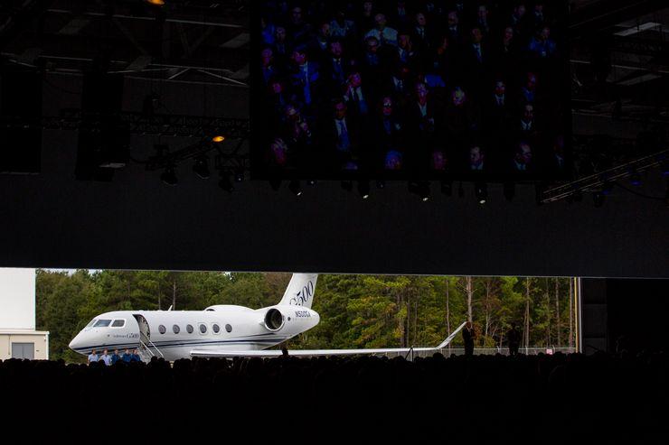 Image 2 for Gulfstream G500 & G600 Launch