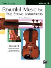 Beautiful Music for Two String Instruments, Book II [2 Basses]
