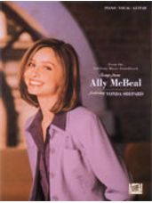 Ally McBeal, Songs from [Piano/Vocal/Guitar]