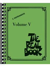 Real Book, The - Volume V (C Edition)