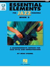 Essential Elements for Jazz Ensemble - Book 2 (Bass)