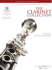 Clarinet Collection, The - Intermediate to Advanced Level
