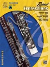 Band Expressions  Book One: Student Edition [Bassoon]
