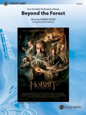 Beyond the Forest (from The Hobbit: The Desolation of Smaug) - Full Score