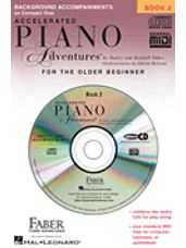 Accelerated Piano Adventures® Lesson Book 2 CD