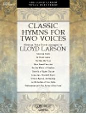 Classic Hymns for Two Voices - Medium Voice Duets (Book)