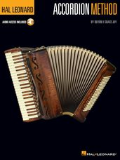 Hal Leonard Accordion Method (Book/Audio Access)