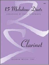 15 Melodious Duets - Clarinet