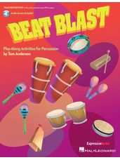 Beat Blast - Play Along Activities for Percussion