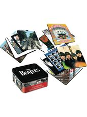 13-Piece Coaster Set with Tine Storage Box