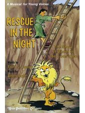 Rescue in the Night - Preview Pack (score & CD; limit one per customer)