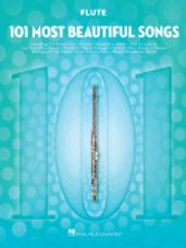 101 Most Beautiful Songs for Flute