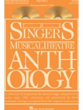 Singer's Musical Theatre Anthology Duets Vol. 3 (CDs Only)