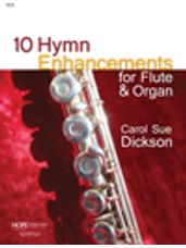 10 Hymn Enhancements for Flute & Organ