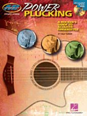 Power Plucking (BK/CD)