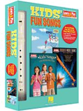 Kids' Fun Songs - Recorder and Books