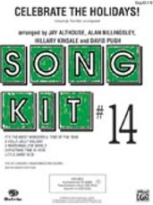 Celebrate the Holidays: Song Kit #14