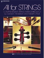 All For Strings Book 2 (Conductor Score)
