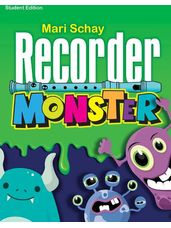 Recorder Monster Student Book