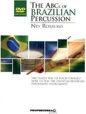 ABC's Of Brazilian Percussion (BK/DVD)