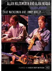Allan Holdsworth and Alan Pasqua: Live at Yoshi's [Guitar]