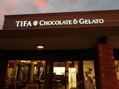 Tifa Chocolate and Gelato