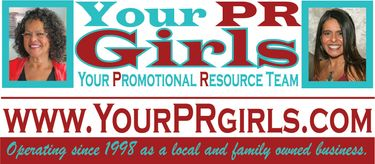Your PR girls – Your Promotional Resource Team